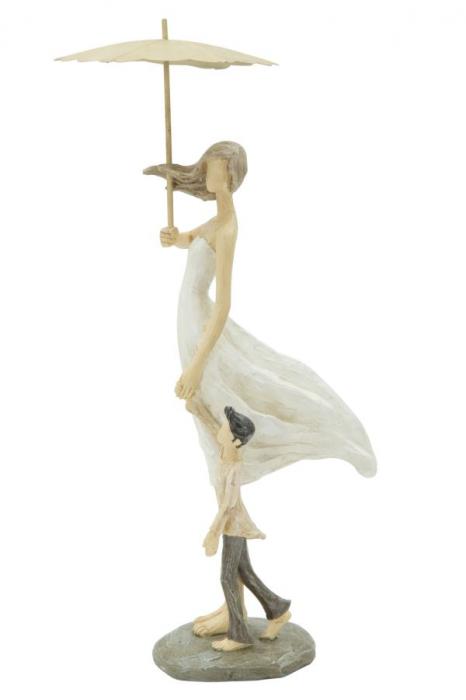 Figurina WOMAN and SON (cm) 12,5X9,8X28,5 0