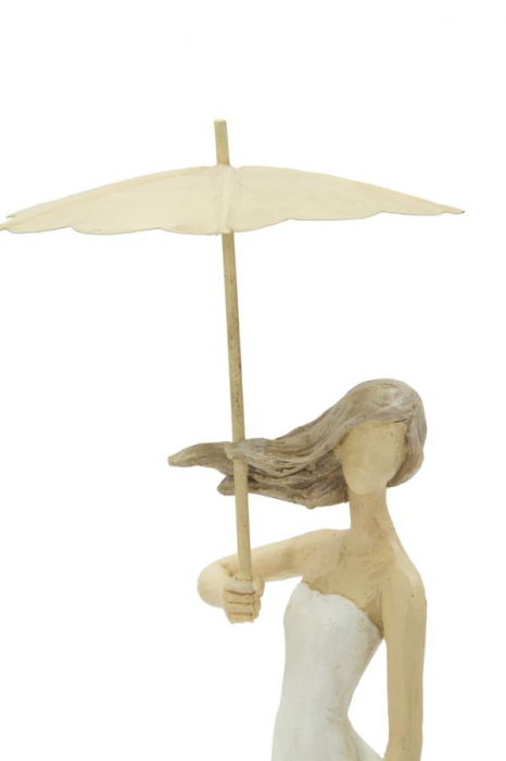 Figurina WOMAN and SON (cm) 12,5X9,8X28,5 3