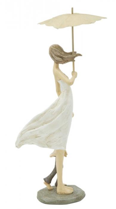 Figurina WOMAN and SON (cm) 12,5X9,8X28,5 2