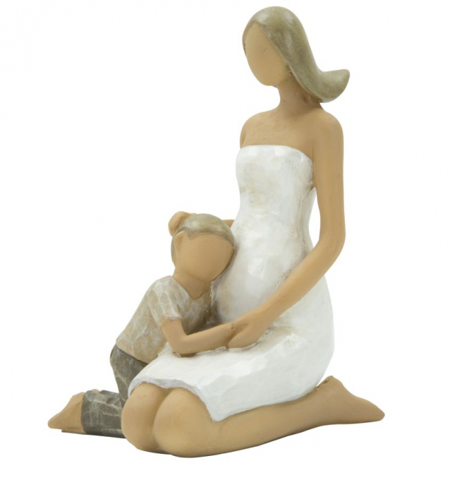 Figurina MOTHER and SON (cm) 8X7X11,5 0