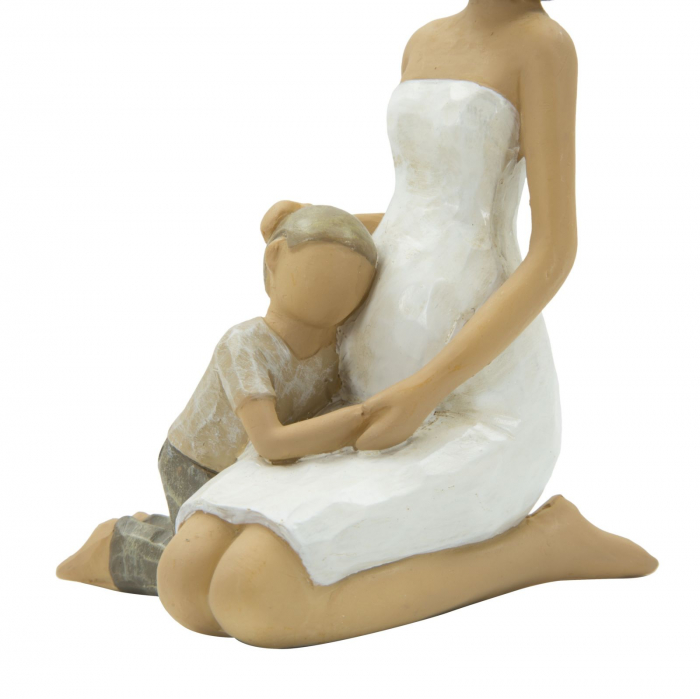 Figurina MOTHER and SON (cm) 8X7X11,5 2