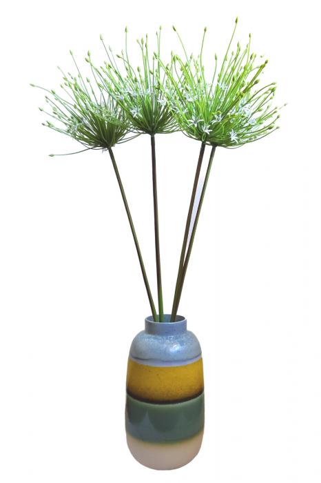 Floare artificiala TUBEROSA, fibre sintetice, 116 cm 0