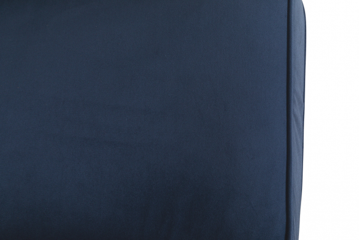 Fotoliu Chesterfield, Albastru, 94x80x86 cm 8