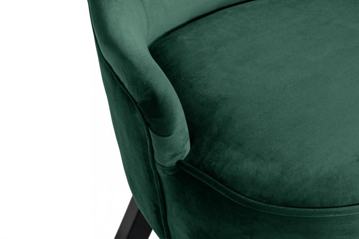 Fotoliu Diana 3H, Verde inchis, 59x84x58 cm 5