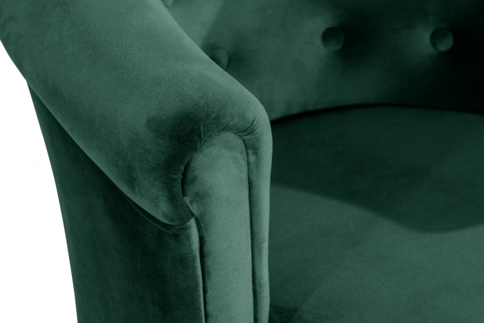 Fotoliu Mada, Verde inchis, 69xx74x65 cm 5