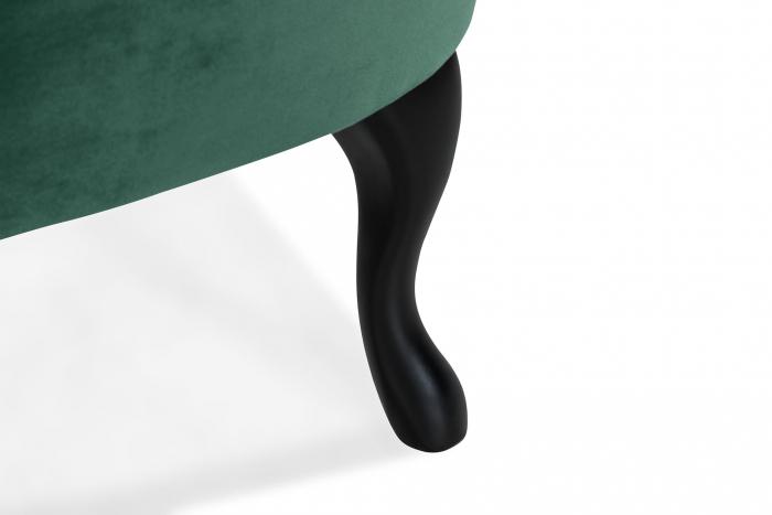 Fotoliu Mada, Verde inchis, 69xx74x65 cm 7