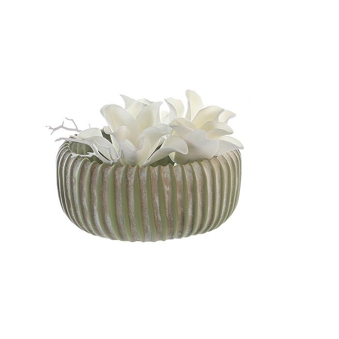 Ghiveci LAOTSE, ceramica, 20x9 cm 0