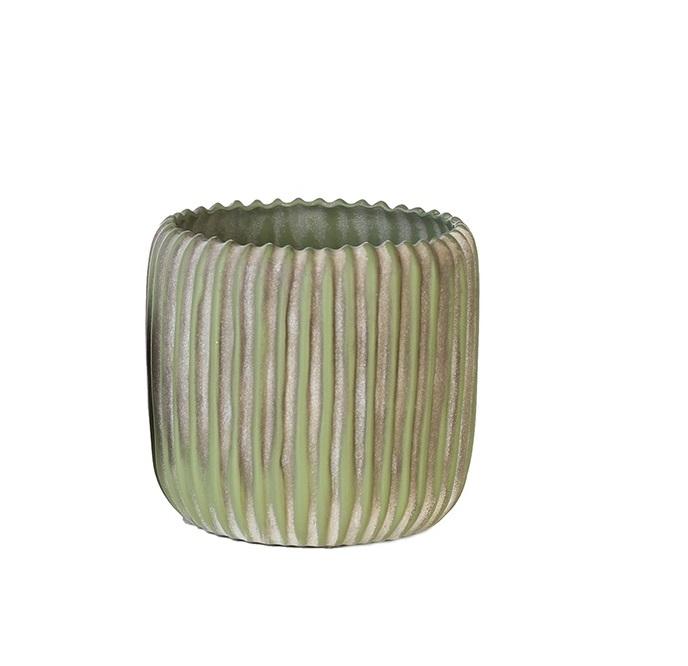 Ghiveci LAOTSE, ceramica, 23x24 cm 0