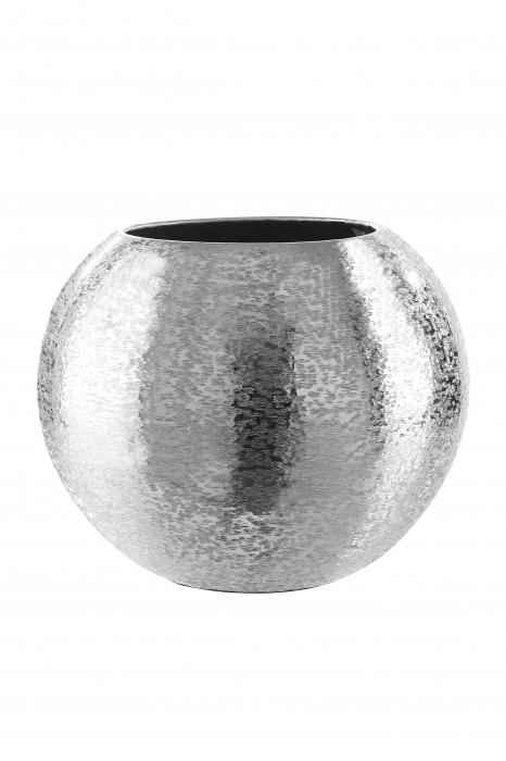Ghiveci SULFURO, aluminiu, 51x46 cm 0
