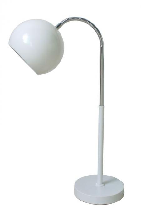 Lampa de masa BALL WHITE (cm) 25X14X55 2