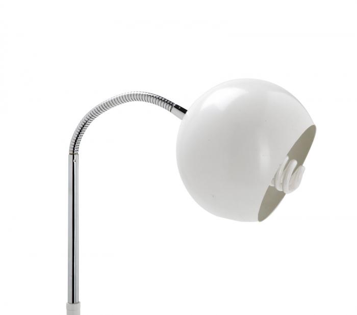 Lampa de masa BALL WHITE (cm) 25X14X55 3