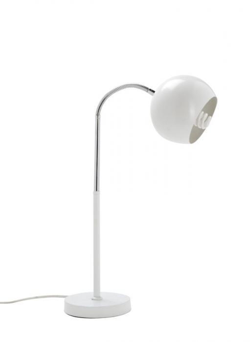 Lampa de masa BALL WHITE (cm) 25X14X55 0