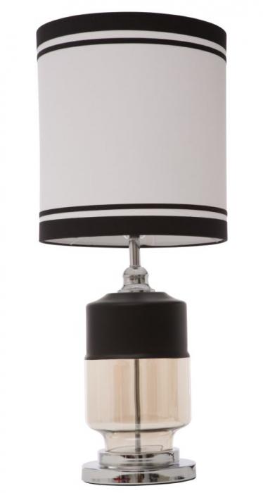 Lampa de masa ELEGANT-THREE negru (cm) Ø 32X75 0