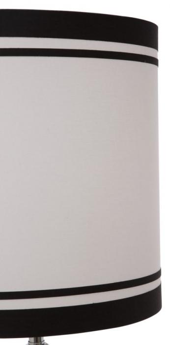 Lampa de masa ELEGANT-THREE negru (cm) Ø 32X75 4