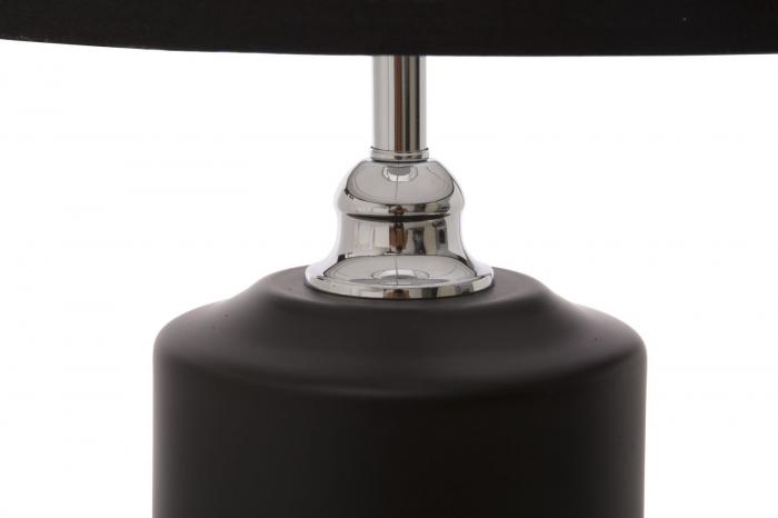 Lampa de masa ELEGANT-THREE negru (cm) Ø 32X75 2