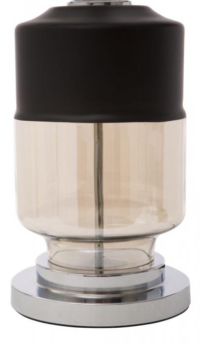 Lampa de masa ELEGANT-THREE negru (cm) Ø 32X75 1