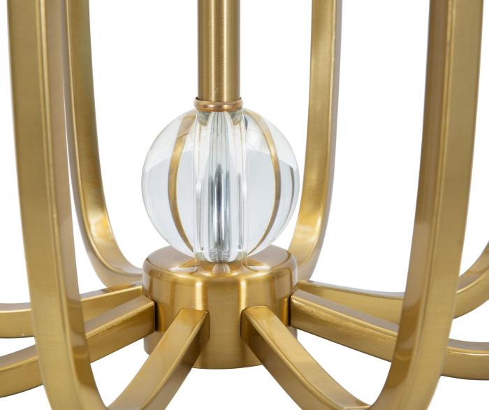 Lampa de masa GLAM BALL (cm) Ø 38X62 3