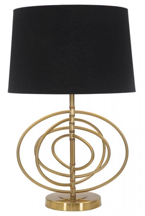 Lampa de masa GLAM FLUY (cm) Ø40X60,5 1