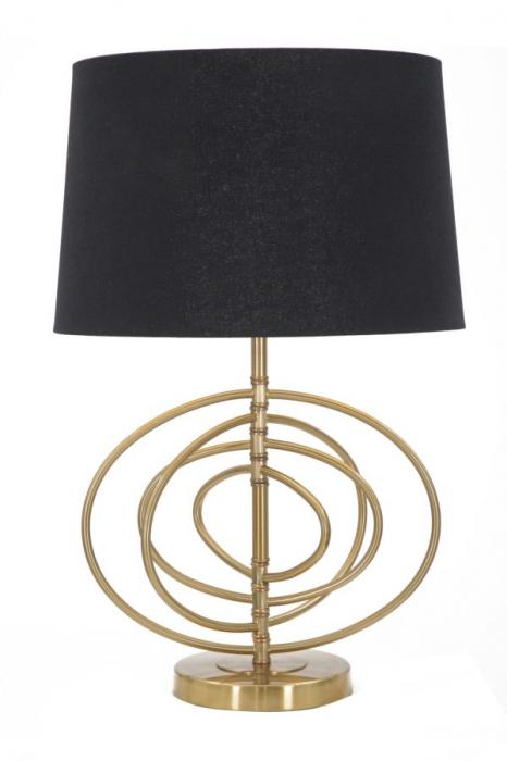 Lampa de masa GLAM FLUY (cm) Ø40X60,5 2