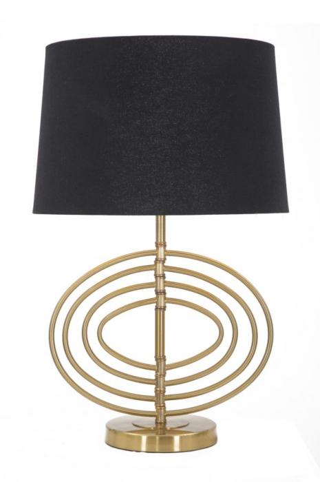 Lampa de masa GLAM FLUY (cm) Ø40X60,5 0
