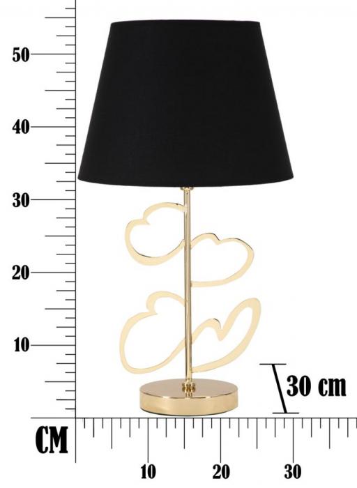 Lampa de masa GLAM HARTS (cm) Ø 30X54,5 7