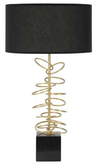 Lampa de masa GLAM RINGS (cm) Ø 35X62 0