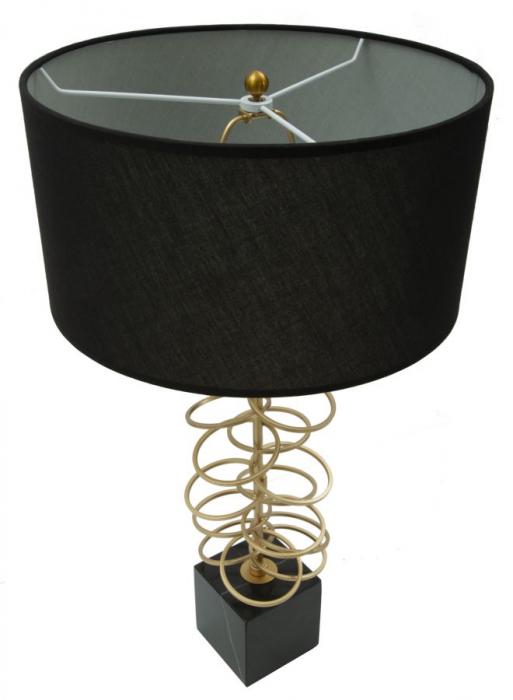 Lampa de masa GLAM RINGS (cm) Ø 35X62 4