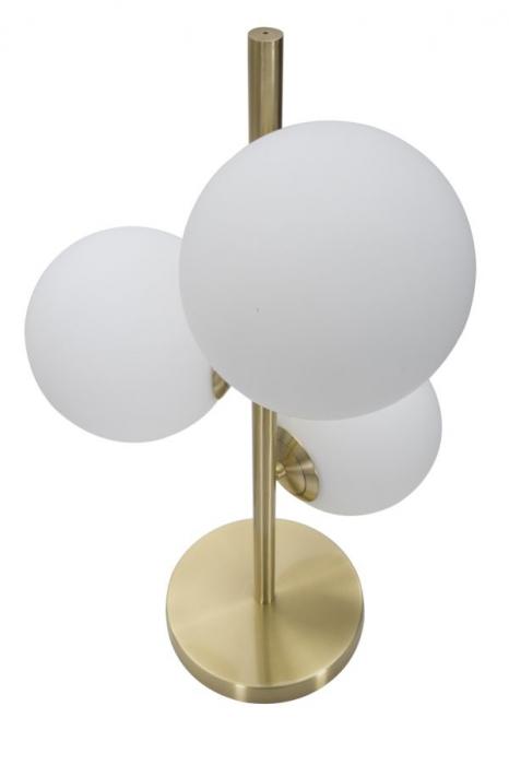 Lampa de masa GLAMY 3 surse (cm) Ø 26x54 1