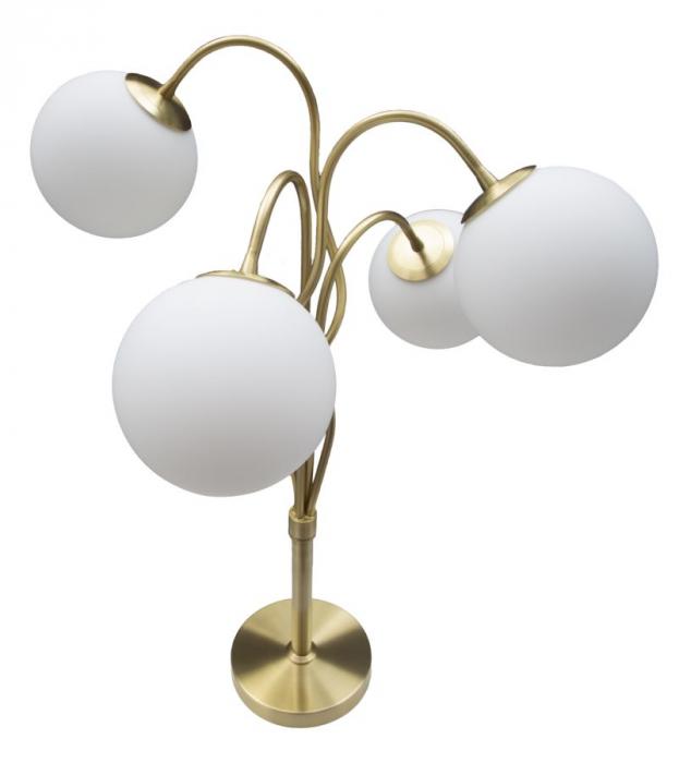Lampa de masa GLAMY 4 surse (cm) Ø 53X74 5