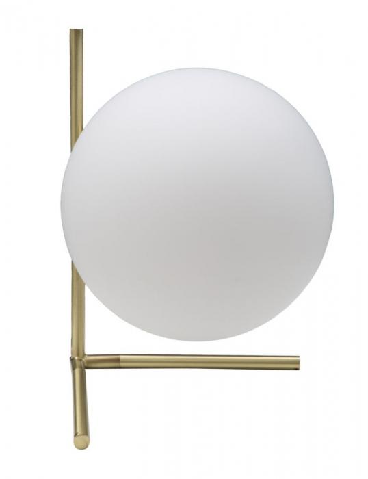 Lampa de masa GLAMY LOW (cm) 25X25X27 1