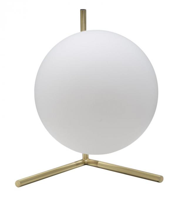 Lampa de masa GLAMY LOW (cm) 25X25X27 7