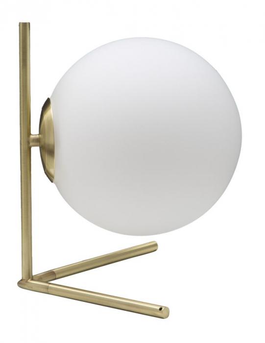 Lampa de masa GLAMY LOW (cm) 25X25X27 2021 lotusland.ro