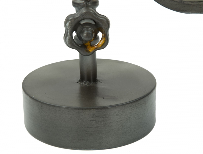 Lampa de masa INDUSTRY CLOCK (cm) 26X15X45 4