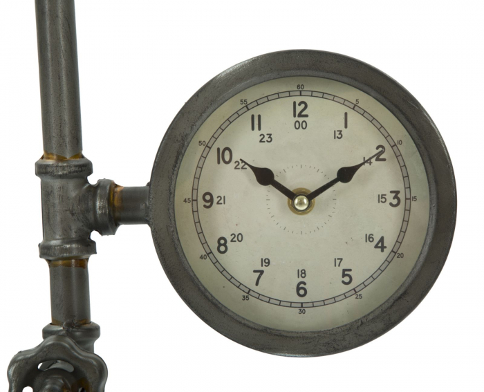 Lampa de masa INDUSTRY CLOCK (cm) 26X15X45 3
