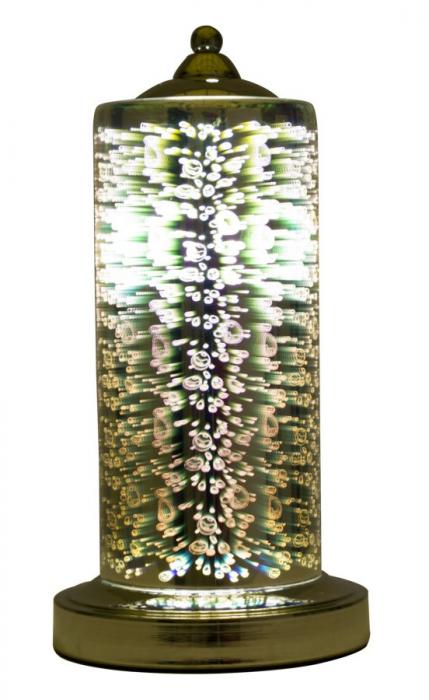 Lampa de masa LEXINGTON 3D -C- (cm) O 17X34 imagine 2021 lotusland.ro
