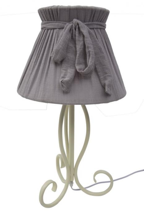 Lampa de masa SPIRE GREY Ø (cm) 30X56 0