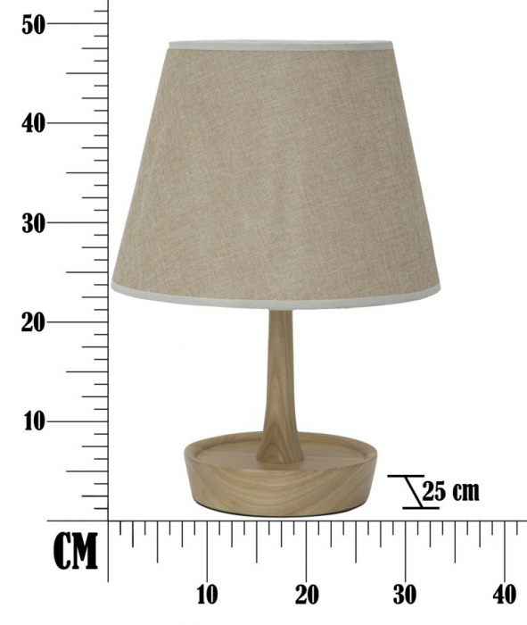 Lampa de masa STORAGE -B- Ø (cm) 25X49 6