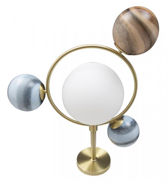 Lampa de masa UNIVERSO (cm) 54X22X74 6