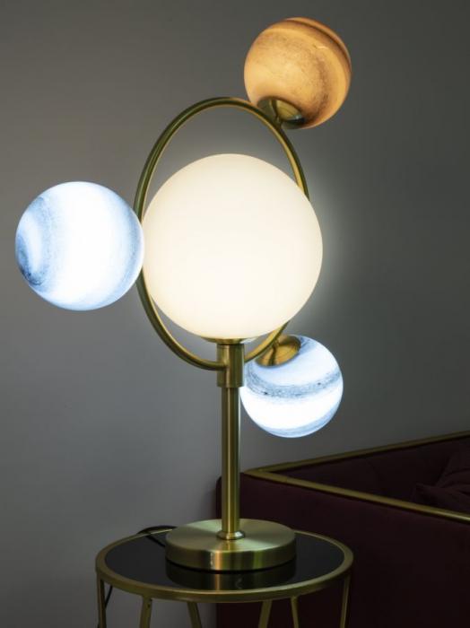 Lampa de masa UNIVERSO (cm) 54X22X74 3