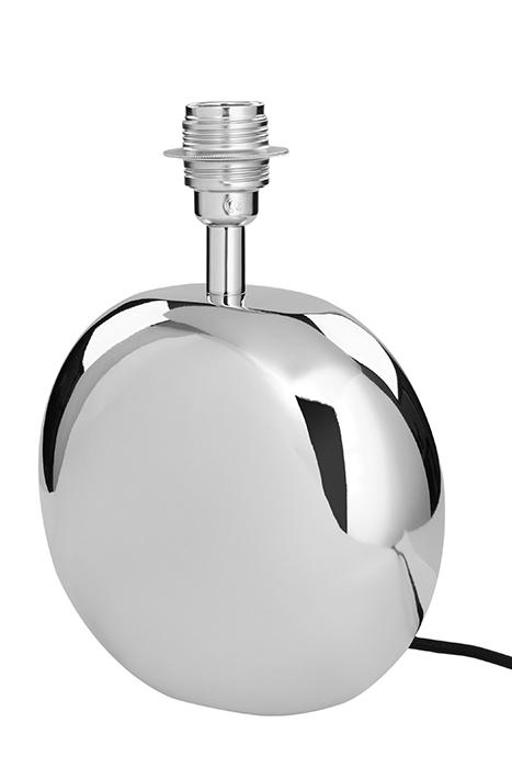 Lampa LUNA, metal placat cu nichel, 26x22 cm, Fink 0