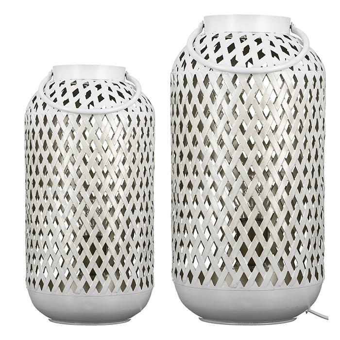 Lampa BIANCO, metal, 42x21 cm 1