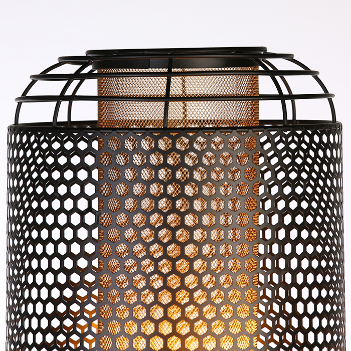 Lampa INDUSTRIAL, metal, 114x30 cm 2