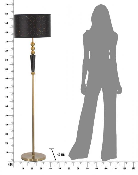 Lampadar  CONE (cm) Ø 40X160 7
