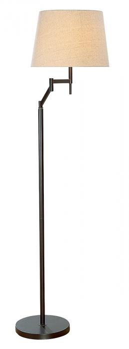 Lampadar ELASTICO, metal, 38 x 38 x 159 cm imagine 2021 lotusland.ro