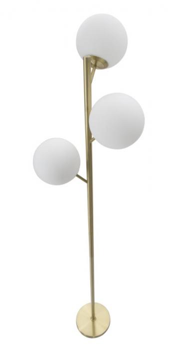 Lampadar   GLAMY 3 surse (cm) Ø 36x190 4