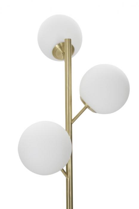 Lampadar   GLAMY 3 surse (cm) Ø 36x190 1