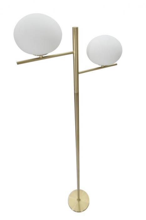 Lampadar   OVAL GLAMY (cm) 51x24x180 1