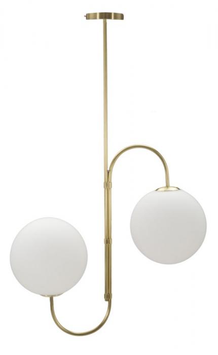 Lustra GLAMY DOUBLE (cm) 62X25X100 0