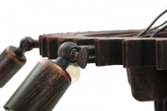 Lustra INGRANAGGIO DOUBLE (cm) Ø 73,5X16 5