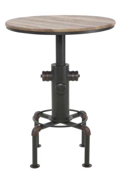 Masa de bar FIFTH AVENUE, 81.3X106.8 cm, Mauro Ferretti 1